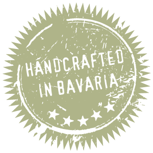 Handcrafted in Bavaria