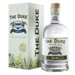 THE DUKE Munich Dry Gin 0,7l mit Geschenkkarton Freisteller