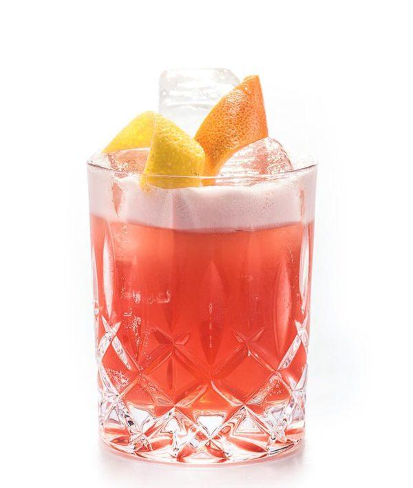 fruchtiger Cocktail mit Gin und Grapefruit_Cufflink