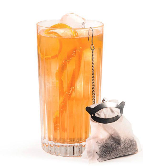 Earl Grey Tee Infusion als Gin Tonic