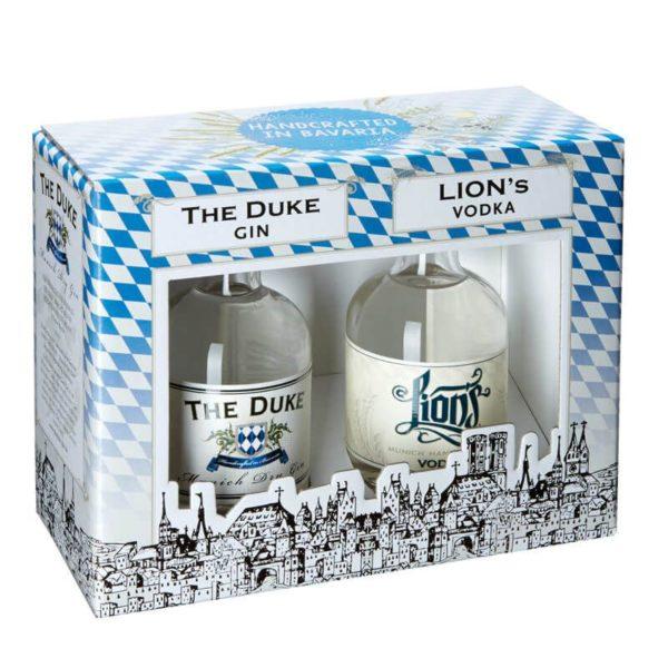 Gin Geschenkset von THE DUKE Gin aus München