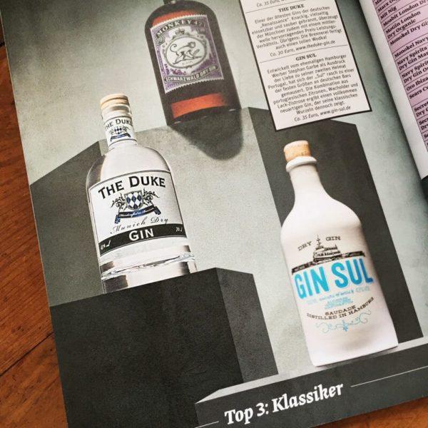 bester deutscher gin_klassiker