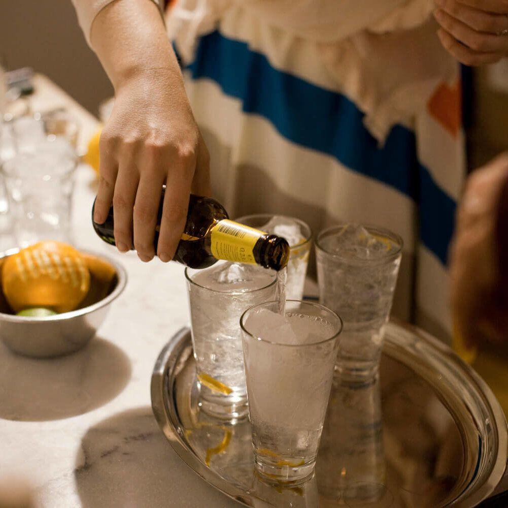 Gin Verkostung bei THE DUKE