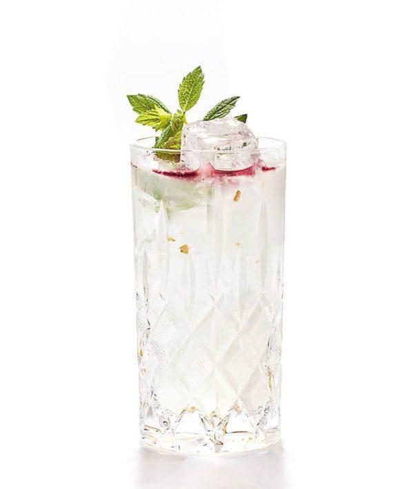 Gin Cocktail mit Goldwasser von THE DUKE