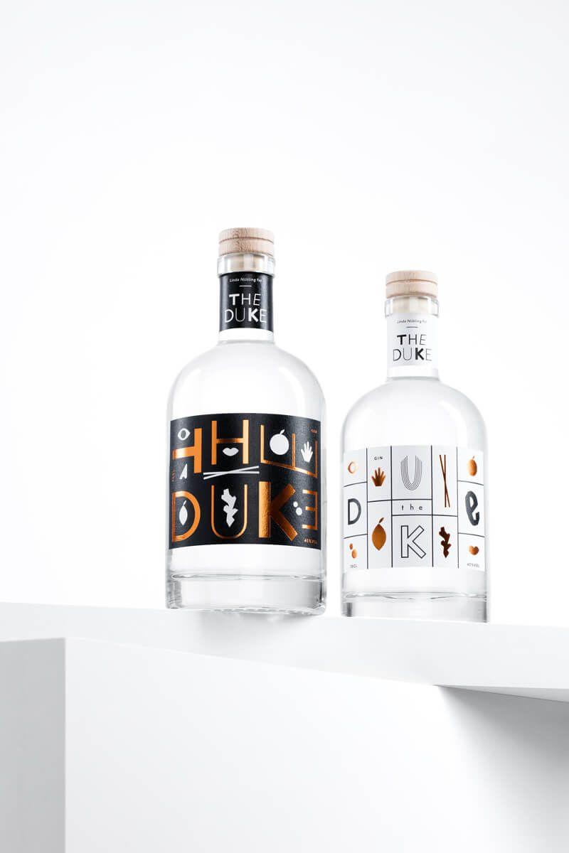 Duke Gin München_Kupferedition