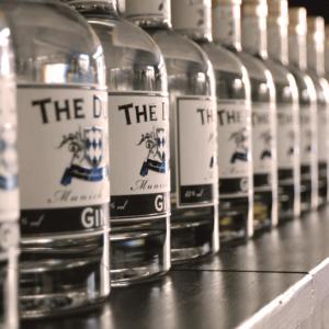 Gin Fuehrung bei THE DUKE