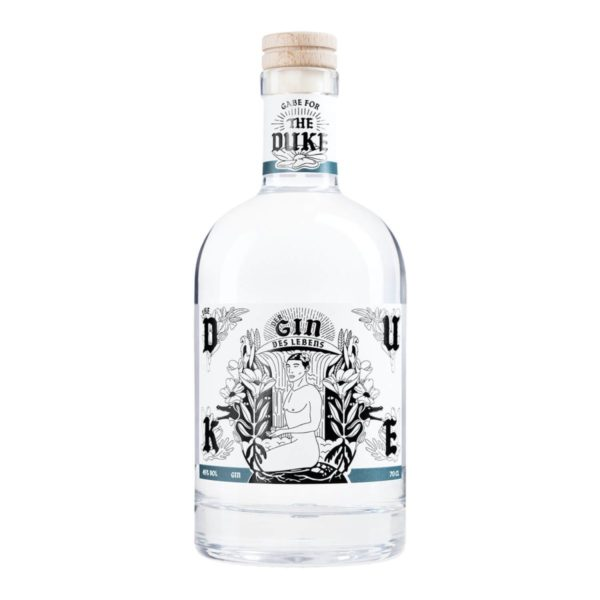 THE DUKE Gin_Kunstedition_GindesLebens_Mann
