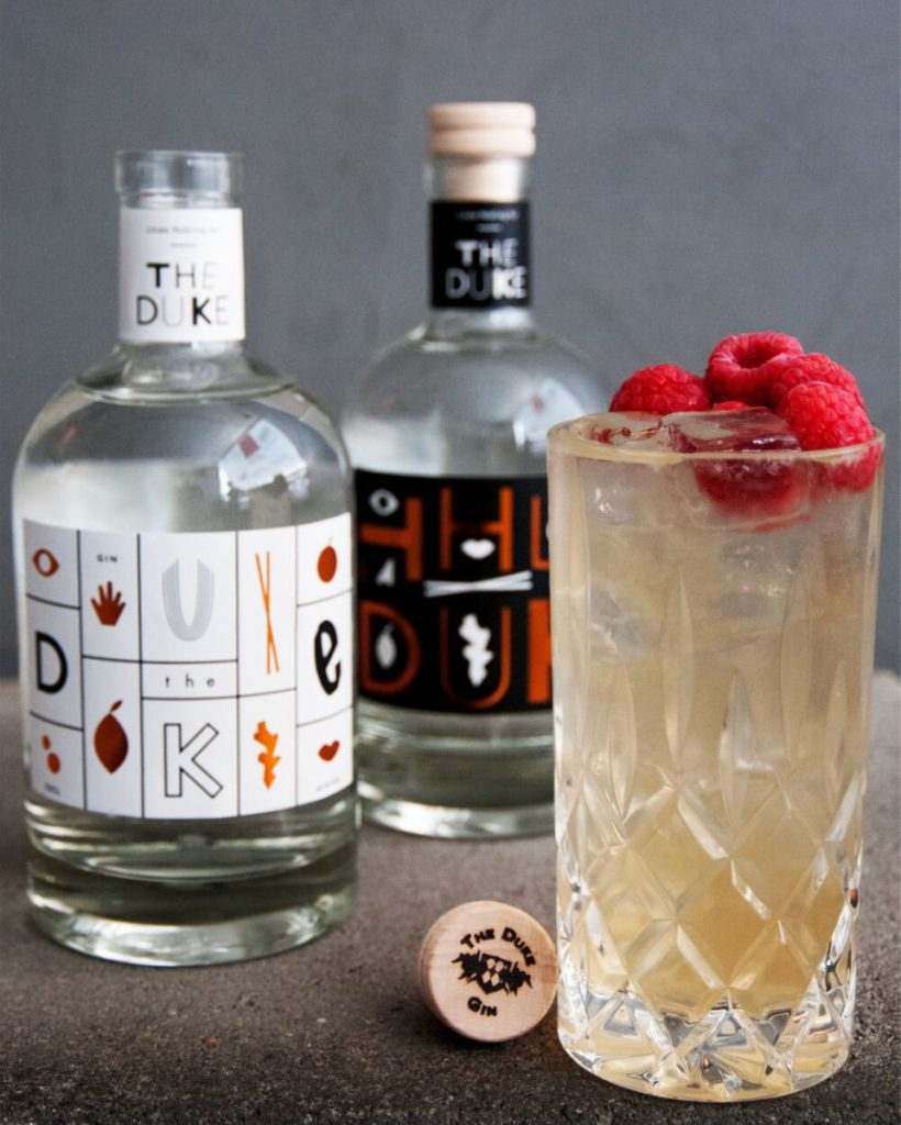 Gin_Kupferama_THE DUKE Gin Kunstedition