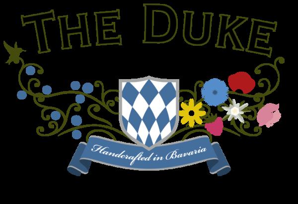 THE DUKE Wanderlust Gin Logo ohne Hintergrund