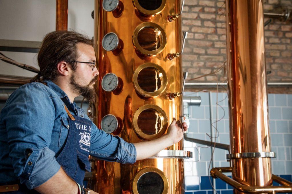 THE DUKE Destillateur Andi