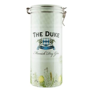 THE DUKE Gin Metalldose vorne