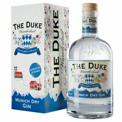 THE DUKE Wanderlust Gin 0,7l mit Geschenkkarton