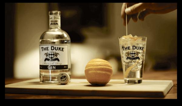 THE DUKE Gin Tonic Homebar