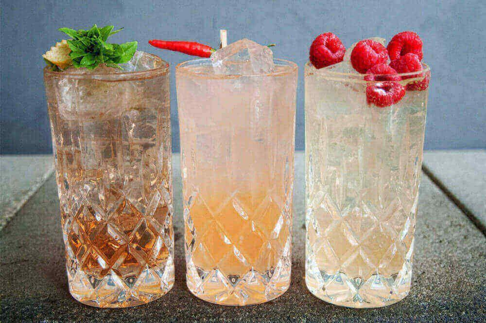 Gin Cocktails_THE DUKE Gin