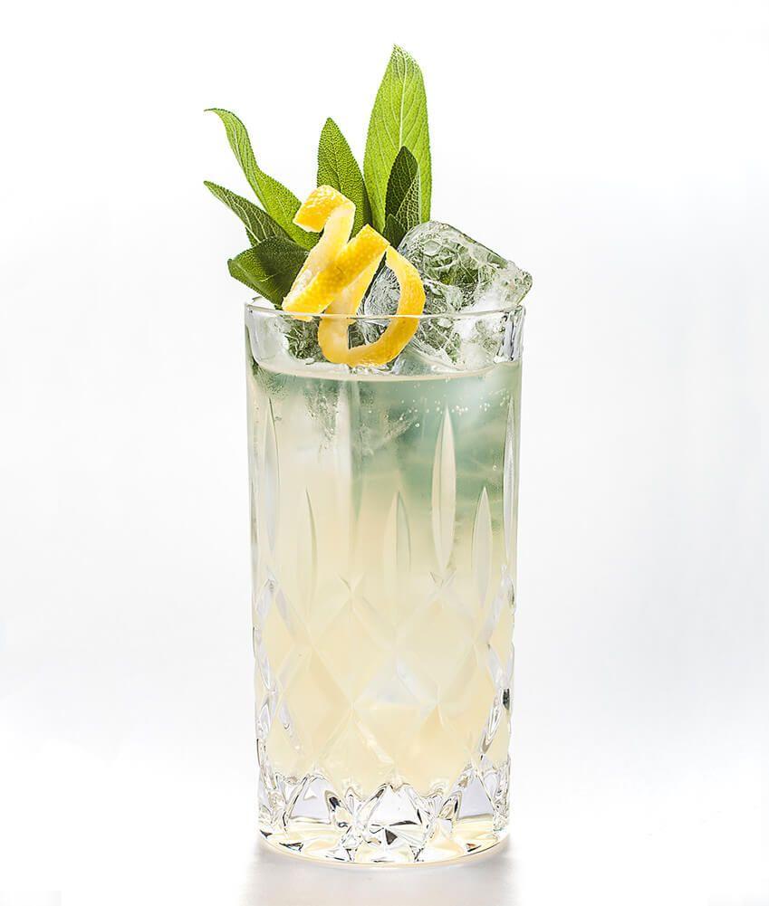 Gin Rezept mit Salbei