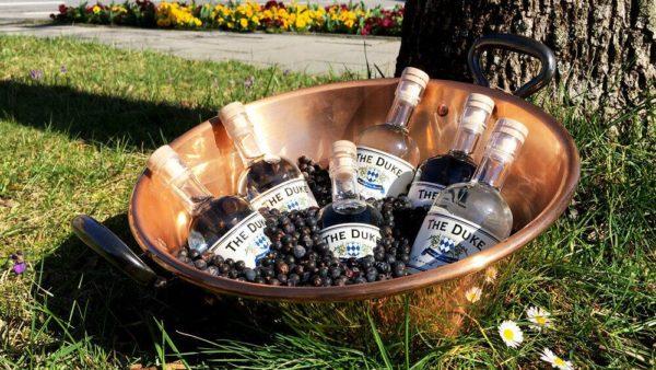 THE DUKE Gin Osternest