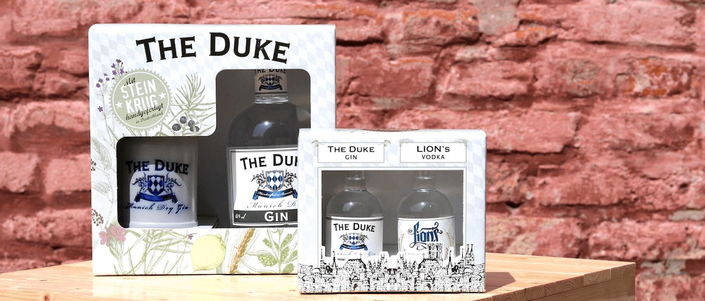 THE DUKE Gin Geschenksets