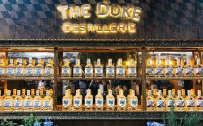 THE DUKE Backbar Messe