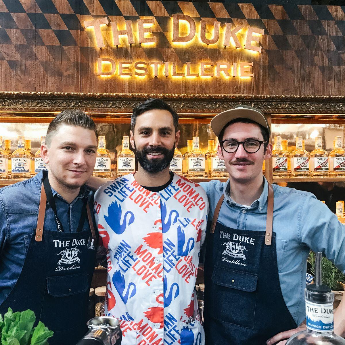 THE DUKE Aqua Monaco BCB 2018