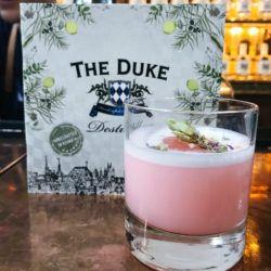 Außergewöhnlicher Cocktail beim BCB 2018