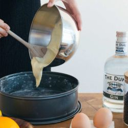 Blogartikel: Step-by-Step Gin Tonic Kuchen
