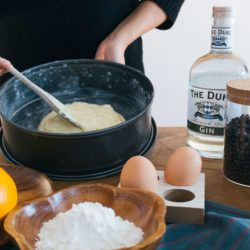 Blogartikel: Step-by-Step Rezept Gin Tonic Kuchen
