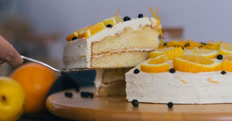 Ein Traum wird wahr: G&T Kuchen (Rezept)