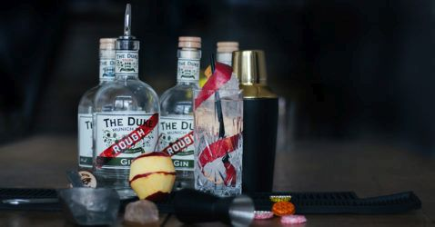 THE DUKE Rough Gin & Tonic