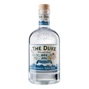 THE DUKE Wanderlust Gin 0,7l Freisteller Prägung