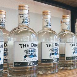 Destillerie Laden THE DUKE Munich Dry Gin