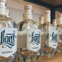 Destillerie Ladden Lions Vodka