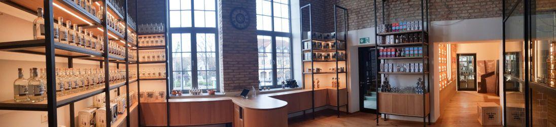 THE DUKE Destillerie Laden in Aschheim