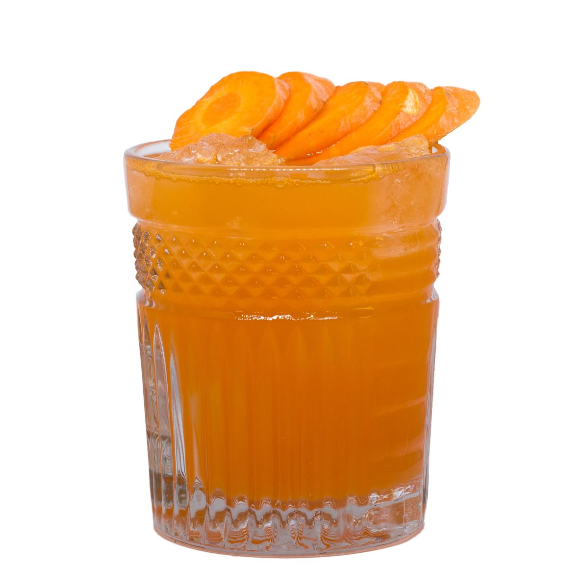 """THE DUKE Gin """"Gingered Carrot"""" Freisteller"""