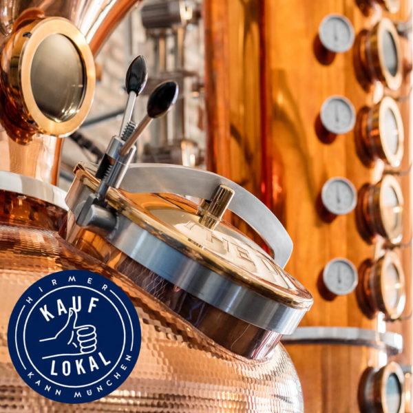THE DUKE Gin Kupferdestille Kauf Lokal Hirmer