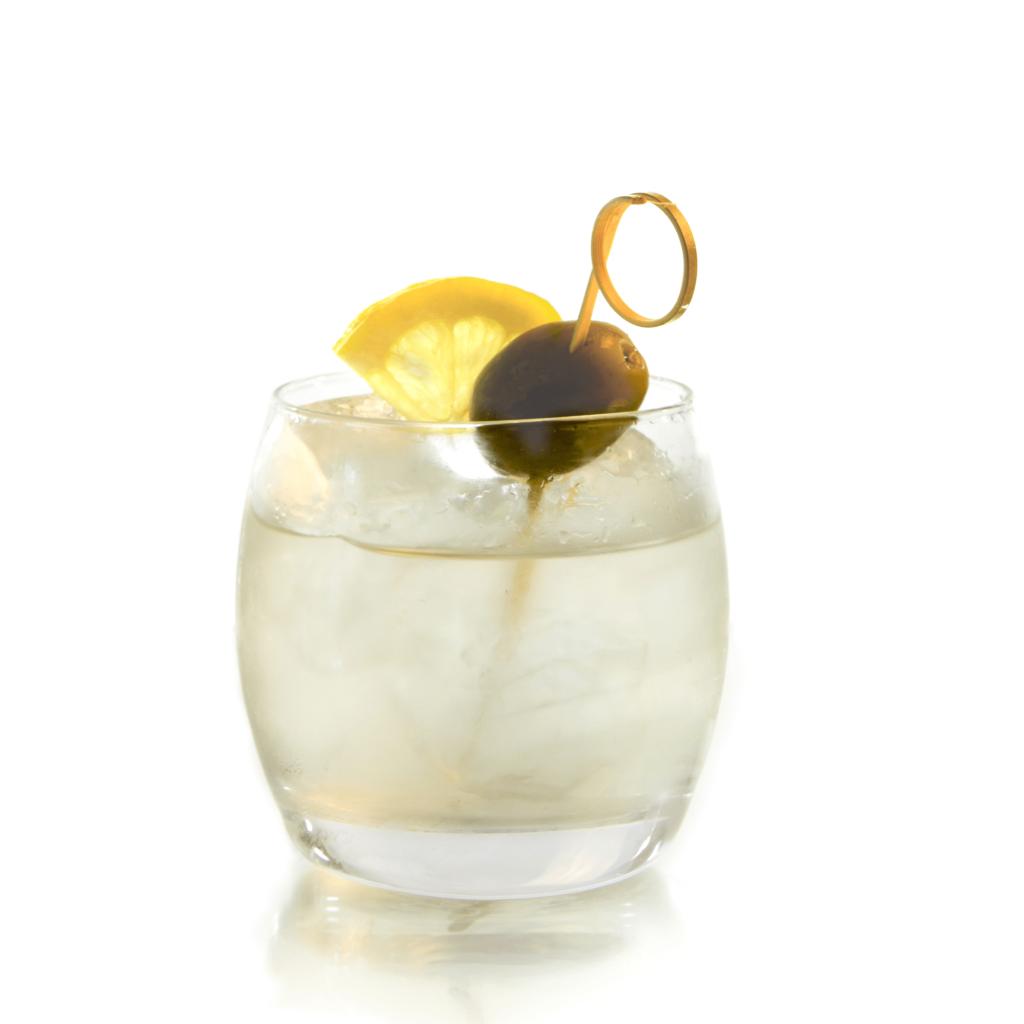 "LION's Vodka ""Dirty Martini"""