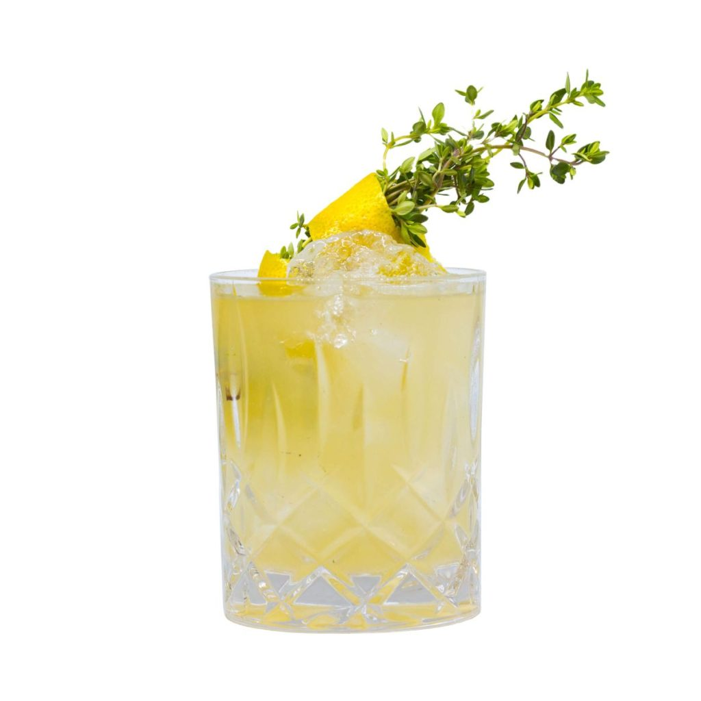 "THE DUKE Gin Cocktail ""Honey Bee"""