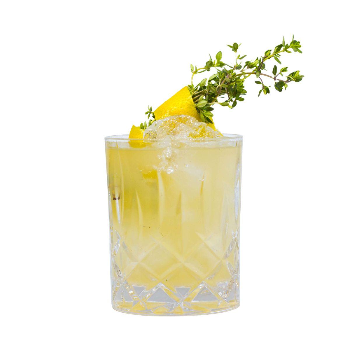 """THE DUKE Gin Cocktail """"Honey Bee"""" Freisteller"""