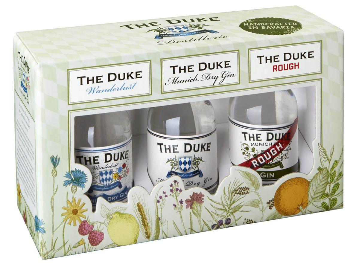 THE DUKE Gin Miniaturenset 5 cl