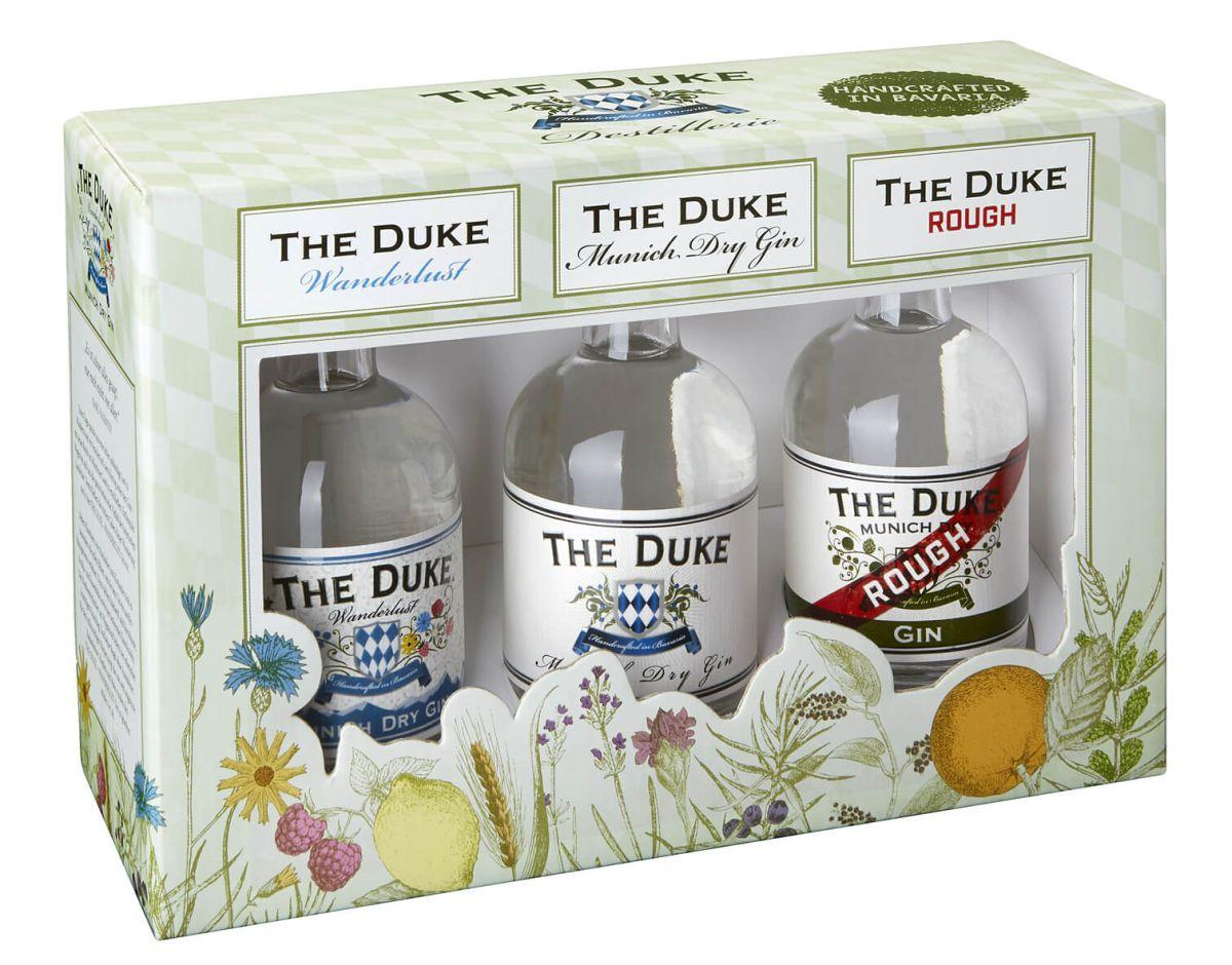 THE DUKE Miniaturset 3er 0,1l