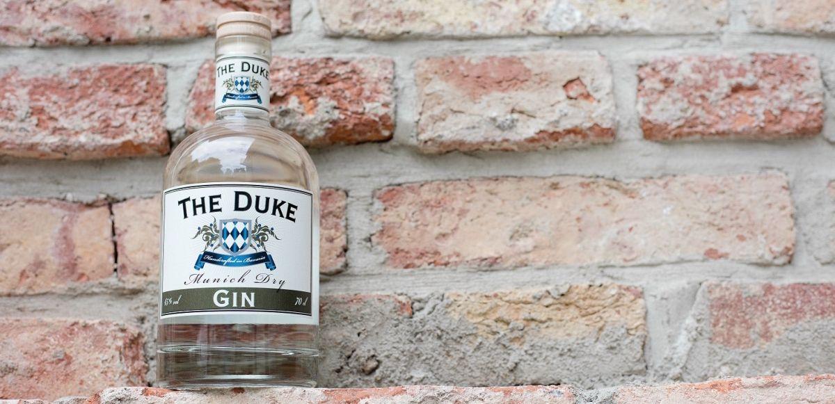 10 Jahre THE DUKE Munich Dry Gin - der Gin-Klassiker aus München