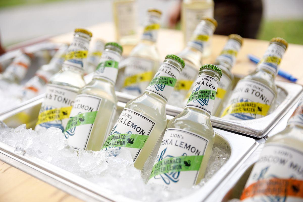 LION's Vodka Lemon