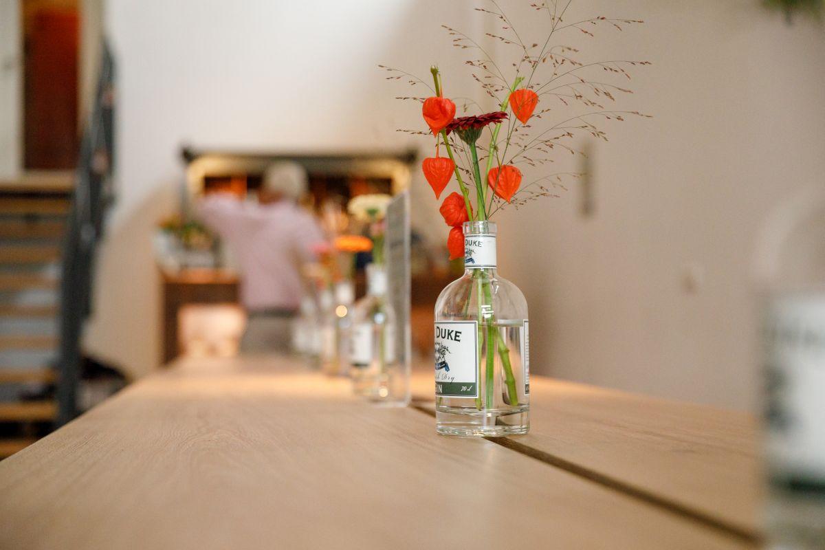 THE DUKE Destillerie tasting Room