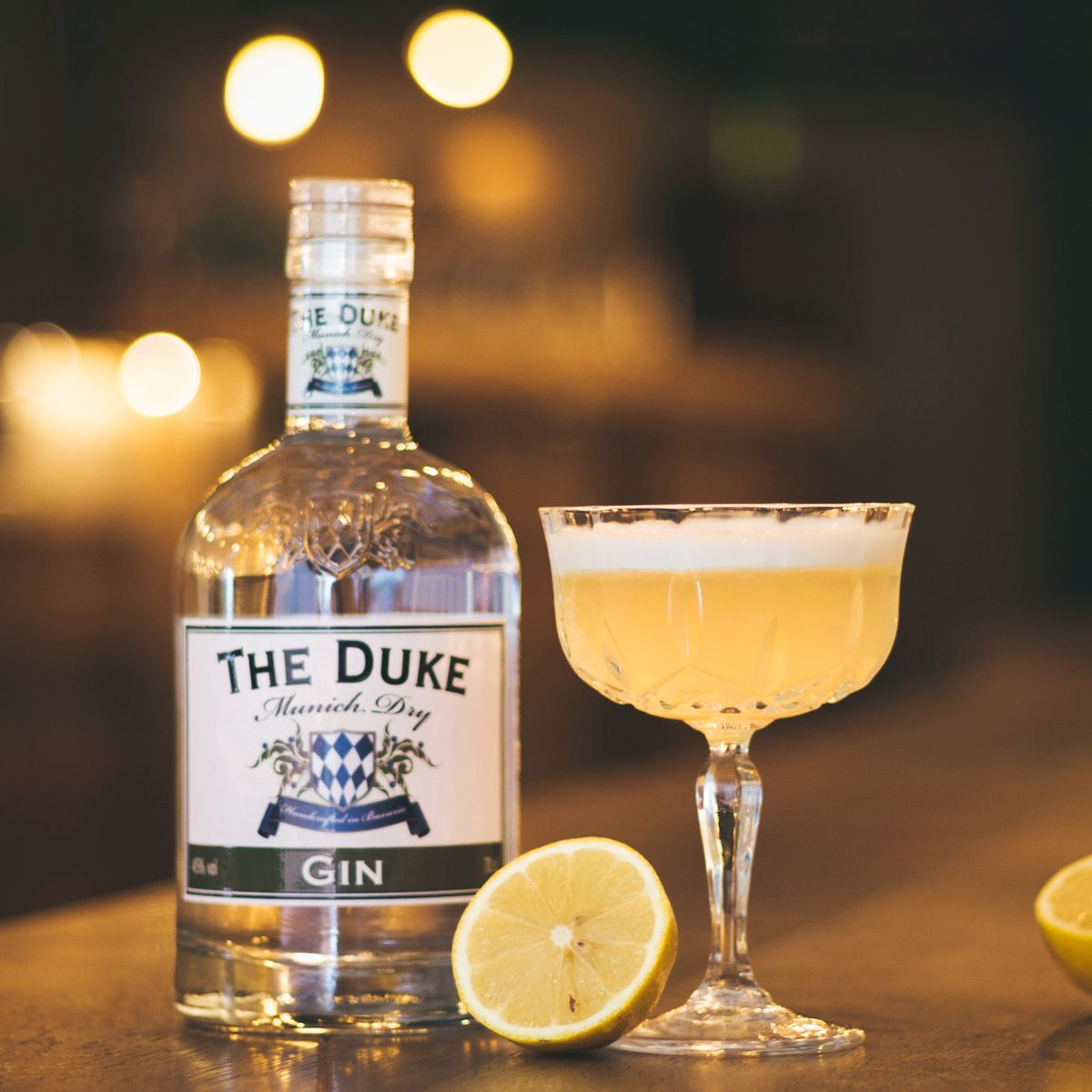 """Beloved Duchess"" - Platz 4 der THE DUKE Cocktail Competition"