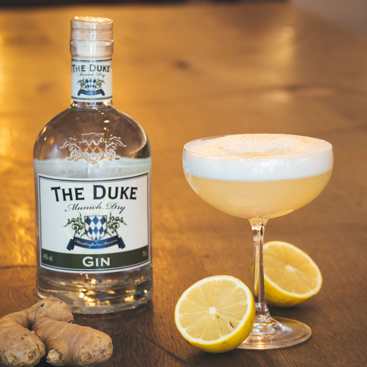 """Prince Harry "" - Platz 5 der THE DUKE Cocktail Competition"
