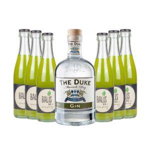 Munich Basil Mule Set jets im THE DUKE Gin Online Shop erhältlich