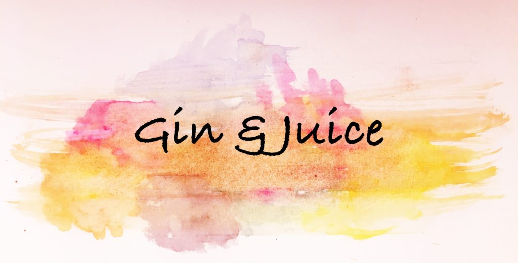 Die Alternative zu Gin Tonic: Gin & Juice mit THE DUKE Munich Dry Gin (Illustration: Paula Vogel)