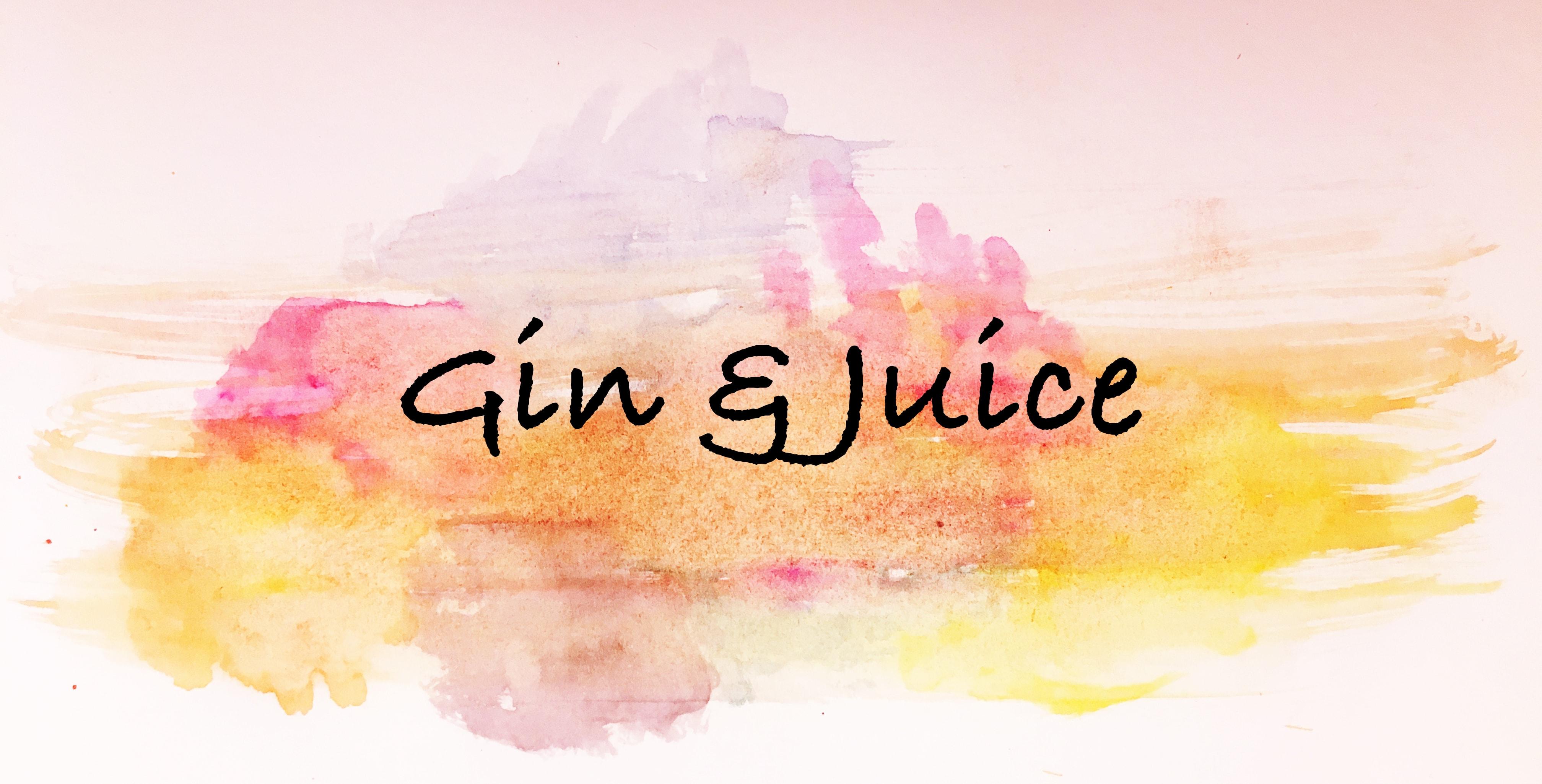 Die Alternative zu Gin Tonic: Gin & Juice mit THE DUKE Munich Dry Gin (Illustration: Paula Vogel)