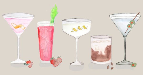 LION's Vodka Classics: 4 klassische Vodka Cocktails | Rezepte zum Nachmixen