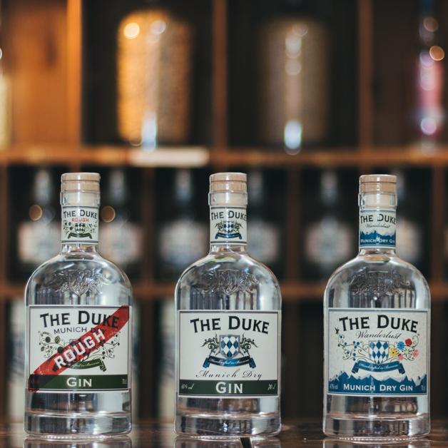 THE DUKE Gin Lexikon: Gin-Sorten - Munich Dry Gin