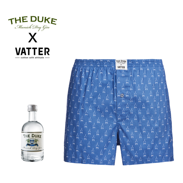THE DUKE x VATTER Boxer Short